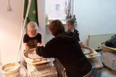pottenbakkerij-kinderfeestje-drenthe-westerbork